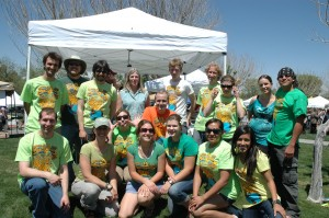 Group Shot - OASIS Earth Day 11